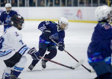 В Приморье стартовал первый этап юношеского Первенства России по хоккею