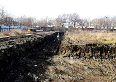 В Уссурийске начали строить новую ледовую арену