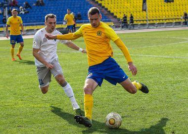 «Луч» одержал победу над «Нижним Новгородом»