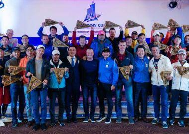 Приморские яхтсмены заняли призовые места в международной регате «Кубок Ли Сун Сина»