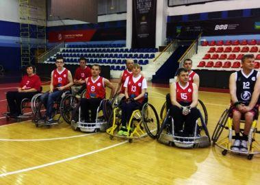 Сборная Приморья отправилась на чемпионат России по баскетболу на колясках
