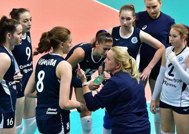 «Приморочка» проведет первые домашние матчи сезона с командой «Динамо-Казань-УОР»