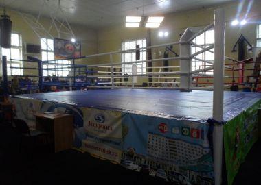 На новом боксерском ринге в Уссурийске можно проводить чемпионаты мира