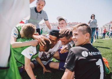 Юные уссурийские футболисты отправляются в Лондон на встречу с ФК «Арсенал»