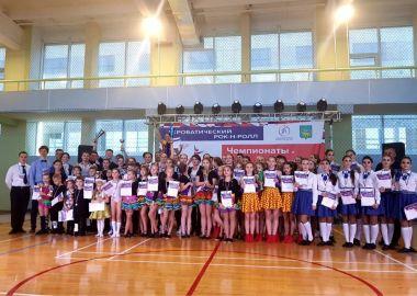 Первый краевой чемпионат по акробатическому рок-н-роллу прошел в Приморье