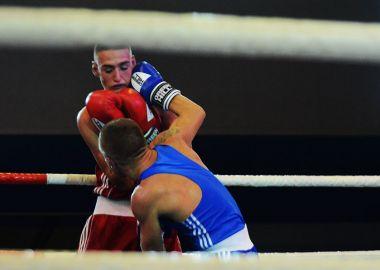 В ринге встретятся боксеры со всего Приморья