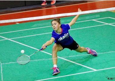Приморская спортсменка стала бронзовым призером на международном турнире по бадминтону