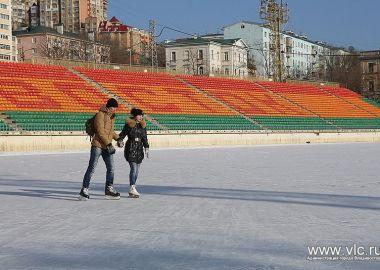 В эту пятницу стадион «Авангард» откроет ледовый сезон