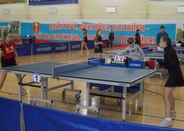 В Уссурийске завершился чемпионат Приморского края по настольному теннису