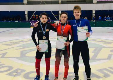 Приморские шорт-трекисты завоевали путевки на финал зимней Спартакиады учащихся России 2019