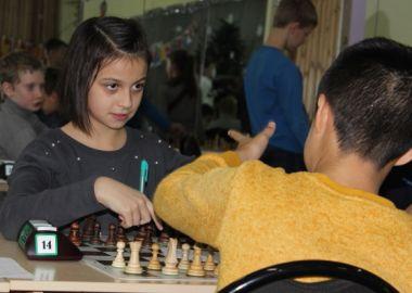 В новогоднем шахматном турнире сразились сильнейшие спортсмены Приморья