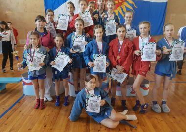 16 медалей выиграли приморские «амазонки»