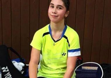 Приморская бадминтонистка выиграла три «бронзы» на турнире в Швеции