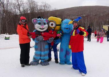 Всероссийский день зимних видов спорта отметят на «Синей сопке»