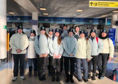 Сборная Приморья отправилась на I зимние Международные спортивные игры «Дети Азии»