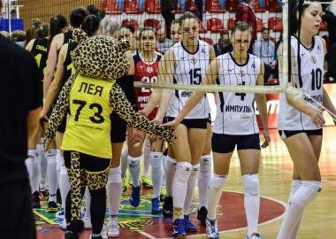 «Приморочка» завершает регулярный чемпионат матчами с «Импульсом»