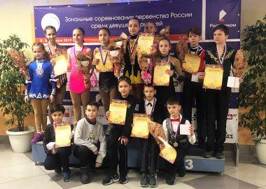 Фигуристы из Приморья завоевали право выступить на Первенстве России