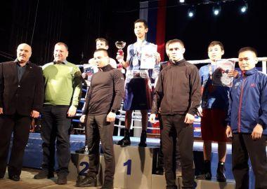 Приморские боксеры отличились на Первенстве ДФО