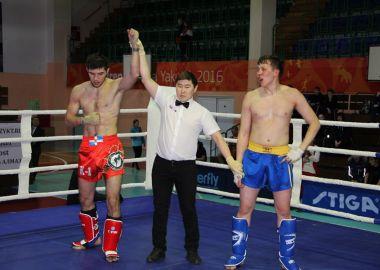 Приморские кикбоксеры выиграли девять медалей на Чемпионате и Первенстве ДФО
