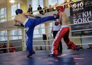 Во Владивостоке сформировали сборную ДФО по кикбоксингу