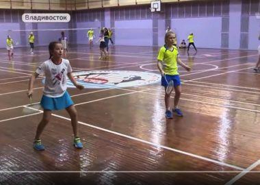 Юные бадминтонисты Приморья готовятся к приезду сборной России
