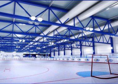 Новую ледовую арену в Кавалерово начнут строить в 2020 году
