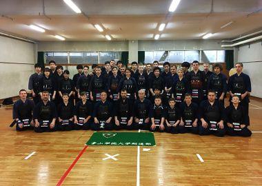 Делегация дальневосточных кендоистов вернулась из Японии
