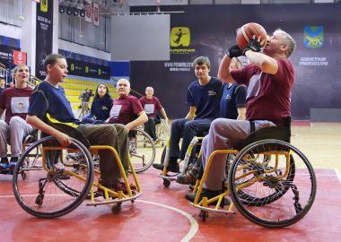 Краевой чемпионат по баскетболу на колясках стал смотром перспективных спортсменов