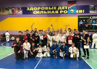 Награды Кубка Приморского края по кудо разыграли в Арсеньеве