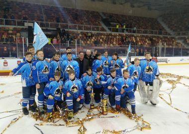 Владивостокский «Полюс 2006» – победитель всероссийского турнира «Золотая шайба»