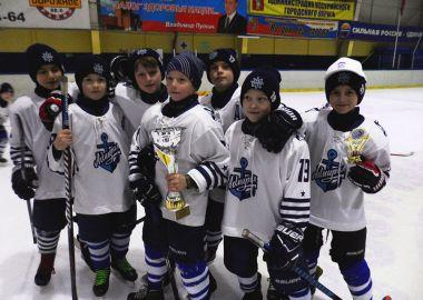 Юные хоккеисты ««Адмирала» стали победителями дальневосточного турнира