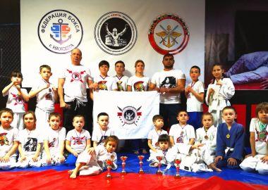 Юные «спартанцы» Партизанского района завоевали 15 медалей