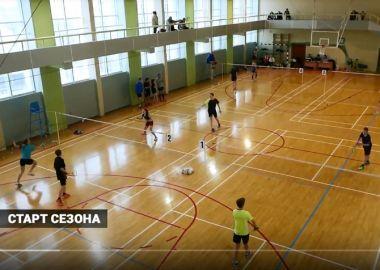 Командным краевым турниром по бадминтону открыли сезон в Приморье