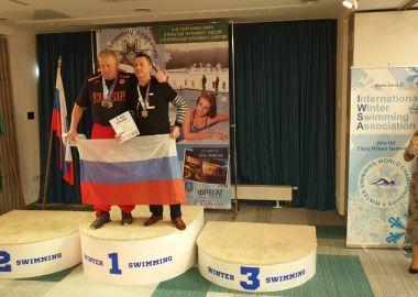 Рекорд России и 21 медаль – результаты выступлений приморцев на этапе Кубка мира по зимнему плаванию