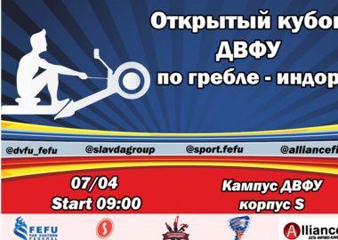 В кампусе ДВФУ состоятся соревнования по гребле-индор