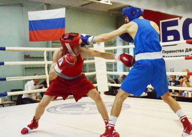 Четверо приморских боксеров вошли в состав юниорской сборной ДФО