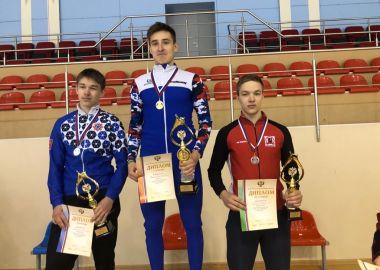 Приморские спортсмены завоевали медали в олимпийских видах спорта