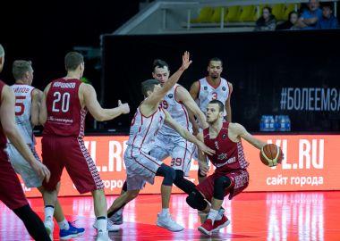 «Спартак-Приморье» сыграет с МБА заключительный домашний матч сезона 10 апреля