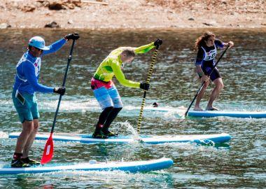 Спортивные соревнования на SUP пройдут в рамках выставки катеров и яхт Vladivostok Boat Show XI