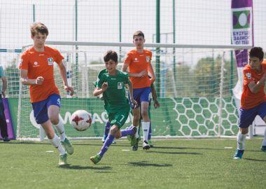 За путевку в Сочи в турнире по мини-футболу «Будущее зависит от тебя» сразятся 15 команд детских домов Дальнего Востока и Сибири