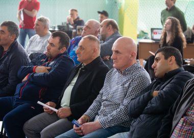 Всероссийский турнир по греко-римской борьбе впервые состоялся в Приморье