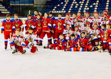 Юные хоккеисты владивостокского «Полюса» одержали победу на международном турнире
