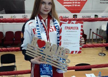 Приморские спортсменки отличились на всероссийском турнире по боксу