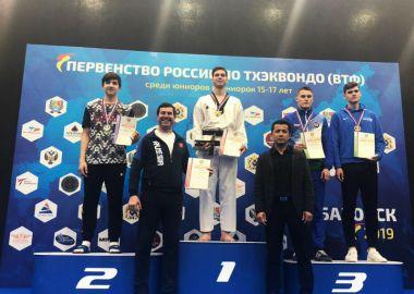 Юные приморские спортсмены завоевали медали на всероссийских соревнованиях