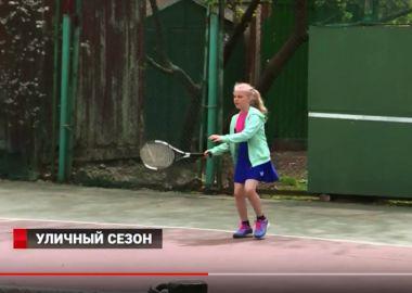 Приморские теннисисты открыли сезон во Владивостоке