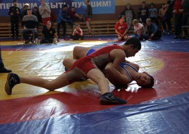 Всероссийский турнир по спортивной борьбе на призы ректора ДВФУ