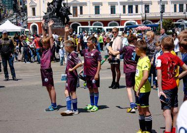 Шесть юных футболистов Приморья пройдут бесплатное обучение в Академии «Зенита»