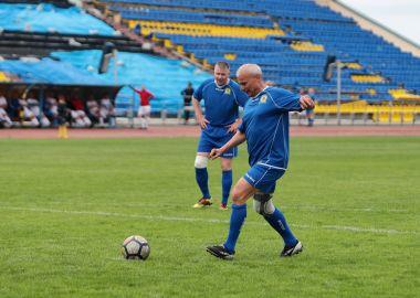 Юбилей ветерана «Луча» Андрея Федякина отметили футбольным турниром