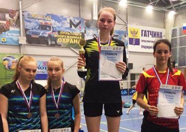 Приморские бадминтонисты завоевали награды на всероссийских турнирах