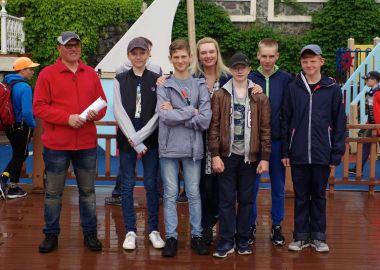 Сильнейшие юные яхтсмены Дальнего Востока получили награды